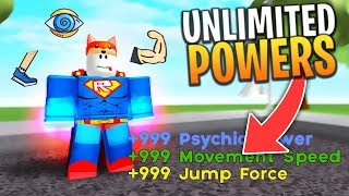 HOW TO BE THE STRONGEST HERO in SUPER POWER TRAINING SIMULATOR! (Roblox)