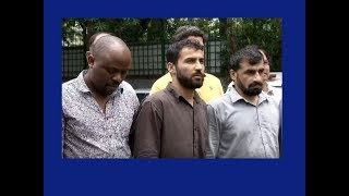 3 foreign nationals arrested by Delhi Police, 5 kgs of heroin seized