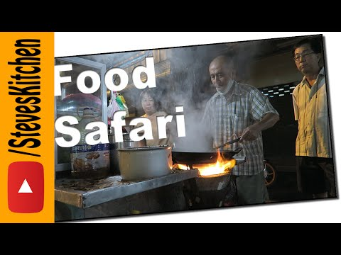 Food Safari - Penang Street Food