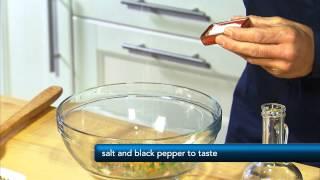 Atlanta: Tri-color Rotini Pasta Salad With Peaches And Basil