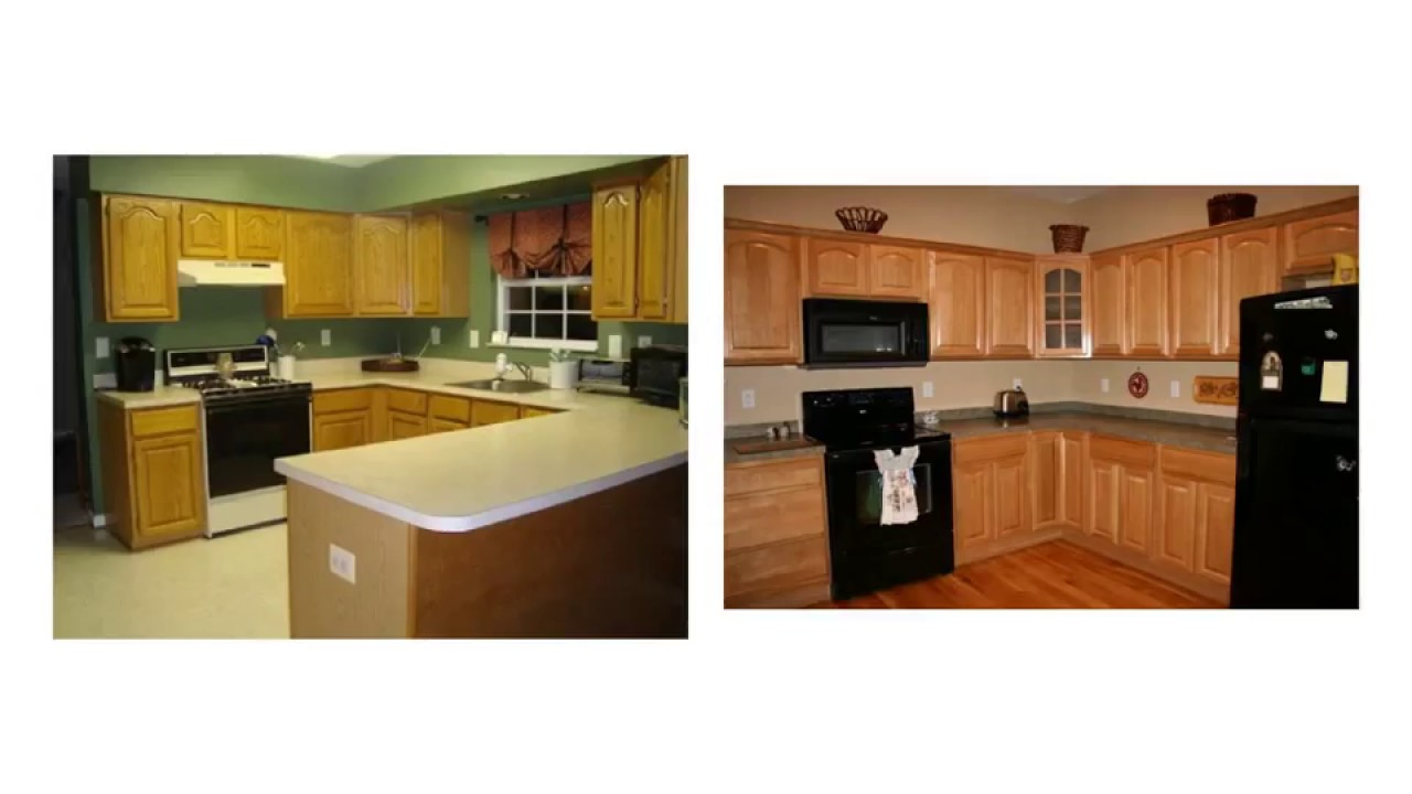 Trend Paint Colors For Kitchens With Golden Oak Cabinets Add A Luxurious Effect