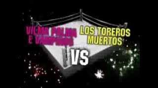 COMERCIAL VILMA PALMA VS TOREROS MUERTOS 23 JUNIO