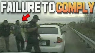 Sovereign Citizen Fail! FAILURE TO COMPLY! Speeding Ticket or Jail, You Pick!