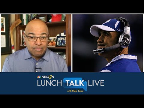 Tony Dungy breaks down Drew Brees' anthem protest comments, apology | Lunch Talk Live | NBC Sports