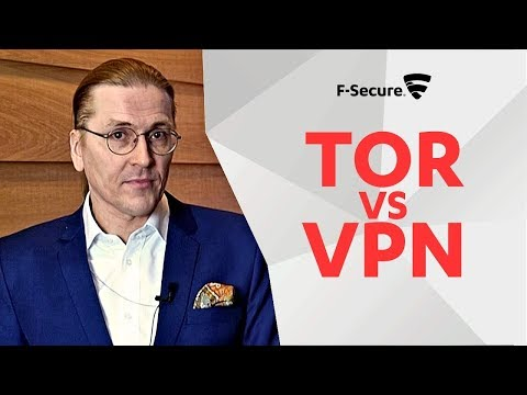 What's the Difference Between VPN and Tor? | Mythbusting with Mikko Hyppönen