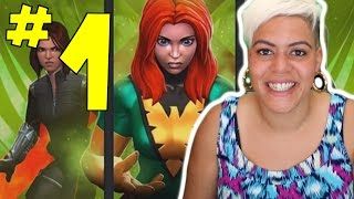 X-MEN TERRIGENOCIDE 2 QUEST with CRAZY DAISY part 1 | MARVEL: Contest of Champions