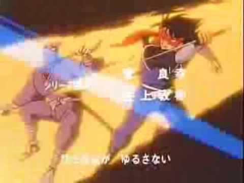 【懐かしアニメ】アニメ版仮面の忍者赤影 オープニング.