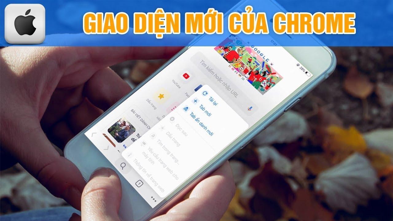 iOS | Cách kích hoạt giao diện mới của trình duyệt Chrome trên iOS | Siêu Thủ Thuật