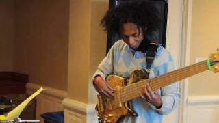 Amazing Bassist - Patrick Andy