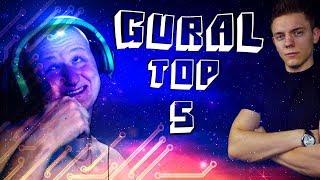 Top 5 remixów : GURAL!