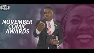 NOVEMBER 2019 COMIC AWARDS | Comic Pastor