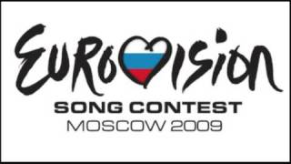 "NEW VERSION [HQ]: Eurovision 2009 ►Slovenia with ""Love Symphony"""