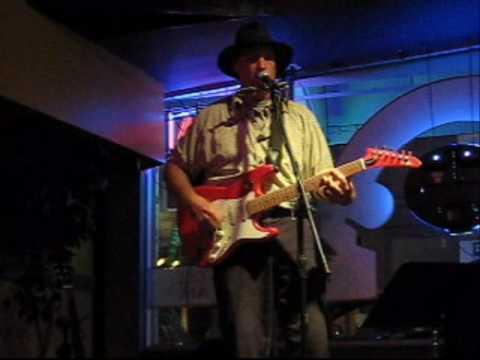 Bruce Fraser - 4 - 8/23/09 First Street Pub Open Mic