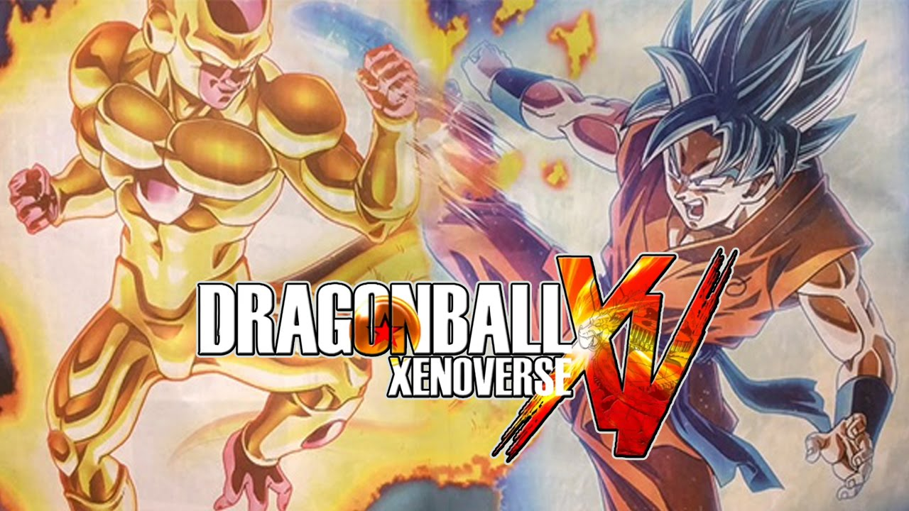 ivander9b: goku vs freeza