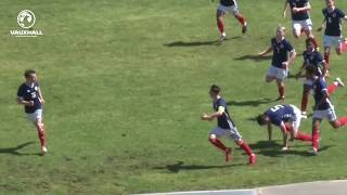 All the goals from Scotland Under-17s three matches against Greece,...