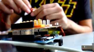 Arduino GSM Shield - Trailer