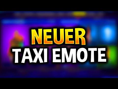 "BILLIGER NEUER ""TAXI"" EMOTE 😱 Heute im Fortnite Shop 6.8 🛒 DAILY SHOP | Fortnite Shop Snoxh"