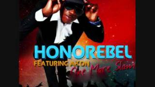 Honorebel  ft. Akon - One more slam new song 2009