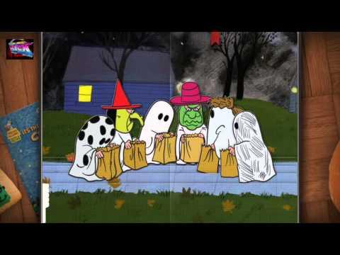 Charlie Brown Halloween Great Pumpkin