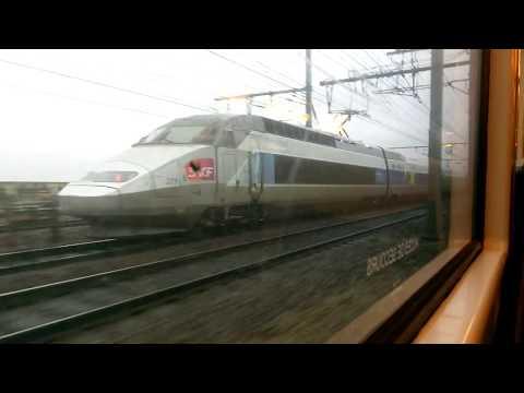 Ligne N - Saint Quentin-en-Yvelines to Versailles Chantiers (Train in Paris)