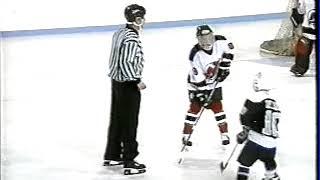 1995-1996 Squirt A NJ Devils Youth Hockey Club vs PA Glaciers