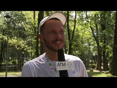 Mateusz Banasiuk: Pływa, biega i… czeka na kolejne wyzwania
