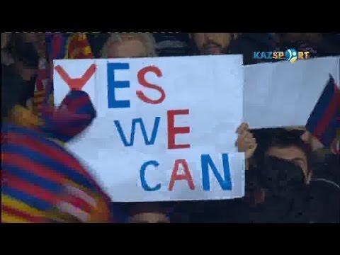 «Барселона» - «Ювентус» в прямом эфире на телеканале  «Kazsport»