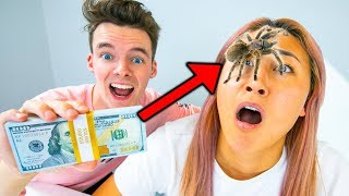 $10,000 FEAR FACTOR in REAL LIFE!!