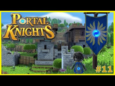 PORTAL KNIGHTS | WHAT AN INCREDIBLE WORLD!!! THIS GAME IS SO MUCH FUN!!! [Portal Knights 1.1 Update] |