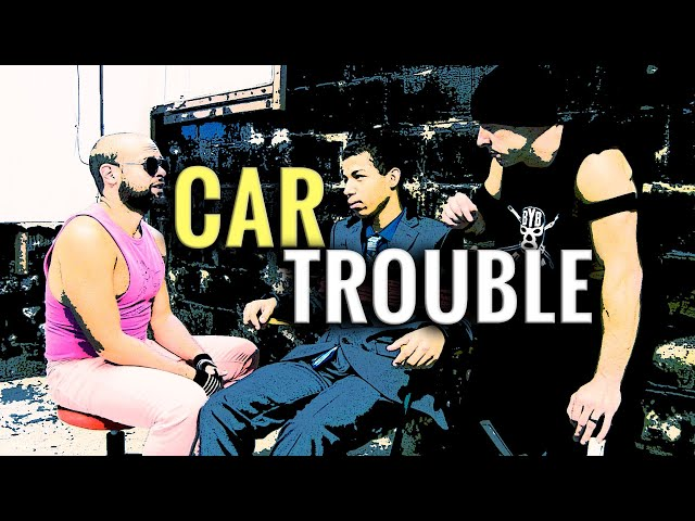 The Following Announcement Show - Car Trouble