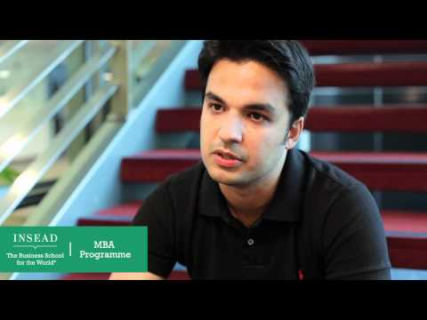 Inside the INSEAD MBA