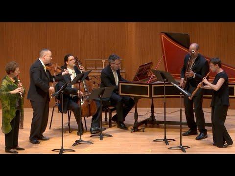 Concerto à cinque - Joseph Bodin de Boismortier