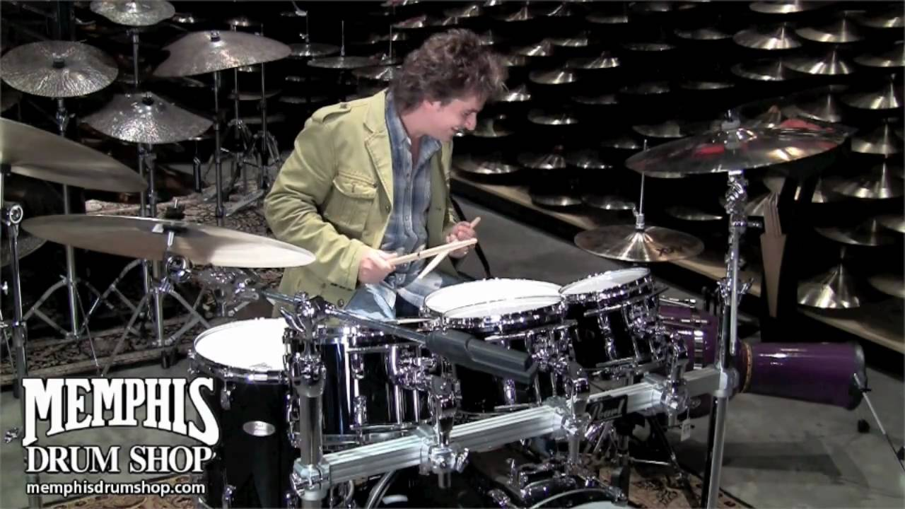 Todd Sucherman Styx Drum Solo At Memphis Drum Shop Drums Styx Drum Solo Drum Shop Drums