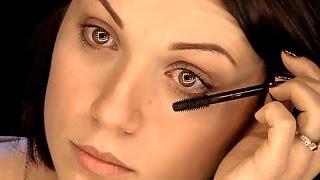 Уроки макияжа. Как правильно красить ресницы. Подбираем тушь для ресниц(, 2014-04-27T12:46:10.000Z)