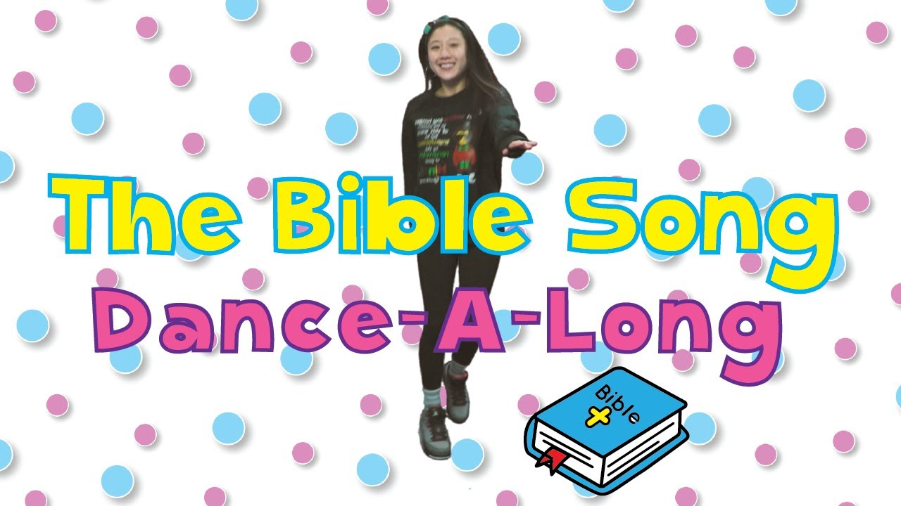 The Bible Song | Dance-Along with Lyrics | Kids Worship