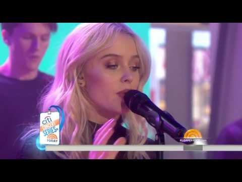 Zara Larsson - Lush Life (Live At Today Show)