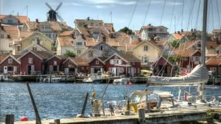 Copenhagen to Bergen on bicycles - Part 1