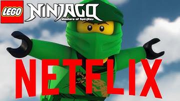 EVERY NINJAGO EPISODE IS ON NETFLIX!