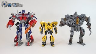 MPM-3 Masterpiece Movie Bumblebee - Review