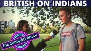 What do BRITISH know about INDIANS (ft. GoodThinkingTV) | British on India QUIZ