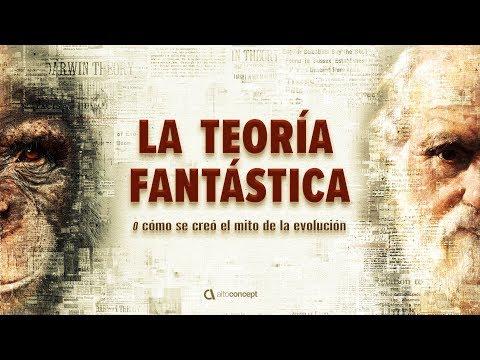 LA TEORÍA FANTÁSTICA. Documental español completo. 2017. HD | Evolución vs. Creacionismo.