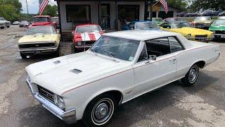 Test Drive 1964 Pontiac LeMans SOLD $23,900 Maple Motors #700