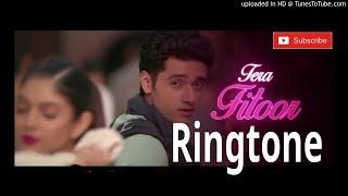 Tera Fitoor Ringtone : Arijit Singh Romantic Ringtone 2018 !