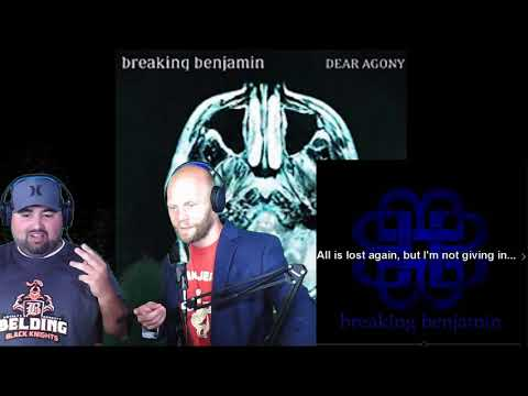 Pastor Reacts-Breaking Benjamin- I Will Not Bow