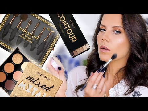 DRUGSTORE MAKEUP GIFT SETS TESTED