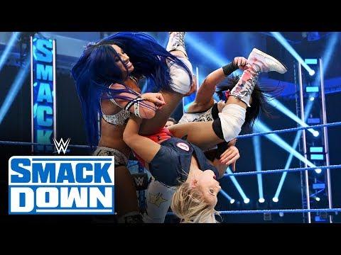 Lacey Evans & Tamina vs. Bayley & Sasha Banks: SmackDown, May 8, 2020