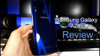 Samsung Galaxy A20s Review: I Love This Screen Size! (Specs Price & Cameras) 2019-2020