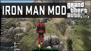 GTA 5 Ironman Mod [Download] Pc Gameplay 4k 60fps