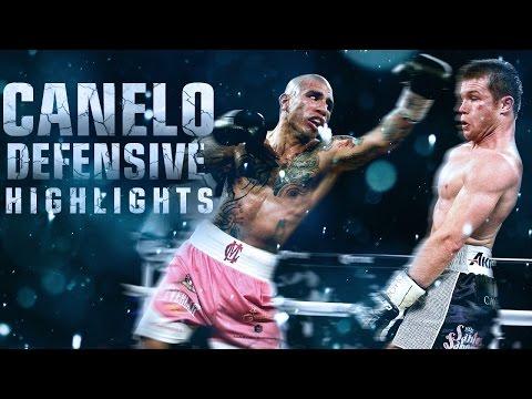 Canelo Defensive Highlights I Golden Boy Boxing