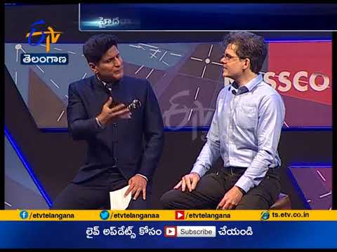 Watch | World's First Robot Sophia Hosts | in World IT Conference | Hyderabad